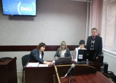 VIDEO CONFERENCING NOW AVAILABLE IN MOLDOVAN COURTS - Information